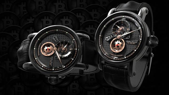 テックビューロ時計