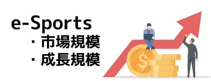 チリーズ(Chiliz/CHZ)eスポーツ成長規模